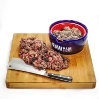 Lamb Tripe Raw dog food meal from Raw Made Simple