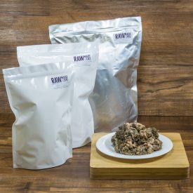 Beef tripe raw dog food bulk bag