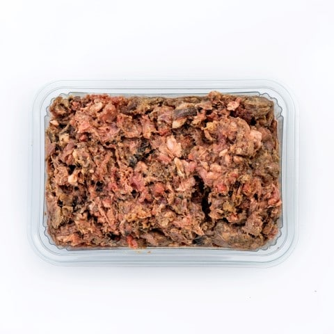 Turkey Lamb and Beef Raw Dog Food