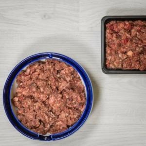 Raw Dog Food Meat