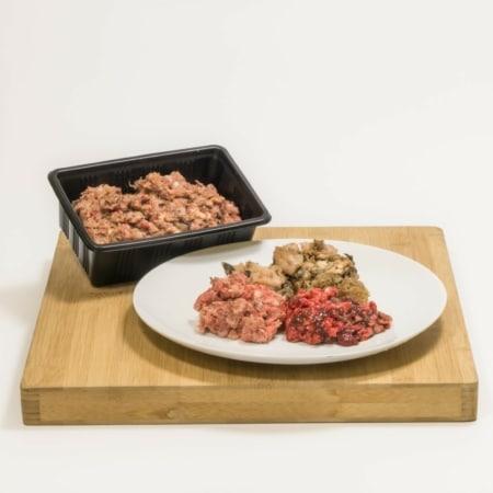 Beef Tripe and Turkey Raw Dog Food