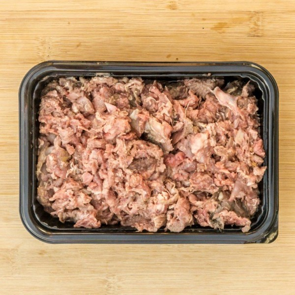 Turkey and Lamb Mince Complete 500g Frozen Raw Dog Food Meat Delivered