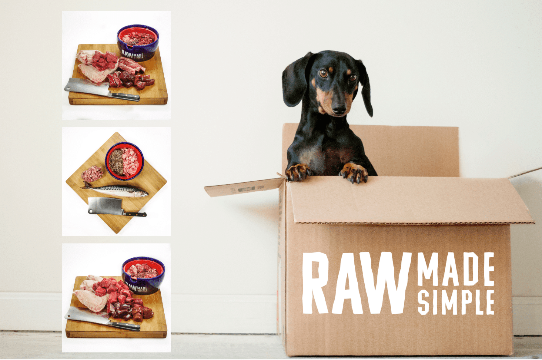 Trade offer Raw Dog Food