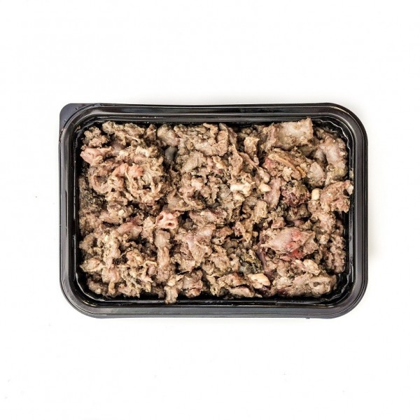 Lamb and Beef Tripe Mix 500g Frozen raw dog food delivered