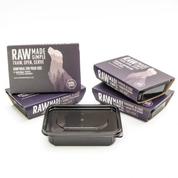 Frozen Raw Dog Food 500g Meat Packs Raw Dog Food Raw Made Simple