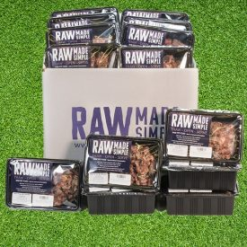 Raw Dog Food Hamper Ready Meals