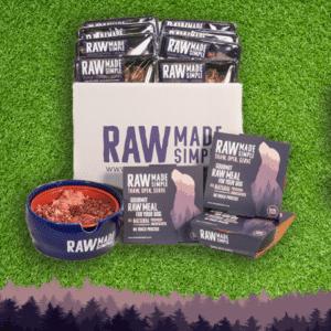 Raw Dog Food Hamper Starter Pack