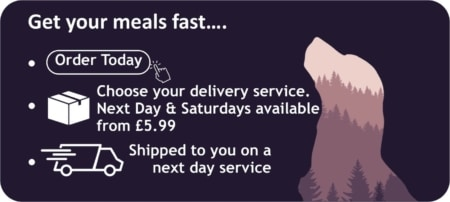 Raw Made Simple next day delivery raw dog food uk