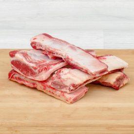 Beef Ribs Raw Dog Food