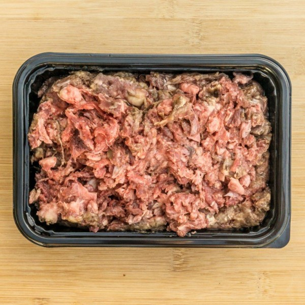 Venison and Turkey Mince Complete 500g Frozen raw dog food delivered