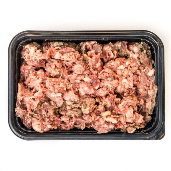 Tripe Free Turkey And Beef Complete 500g Frozen Raw Dog Food Meat Delivered