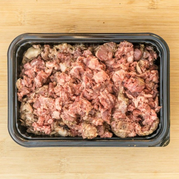 Tripe Free Turkey And Lamb Complete 500g Frozen raw Dog Food Delivered