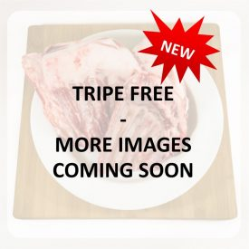 Tripe Free Raw dog Food meal