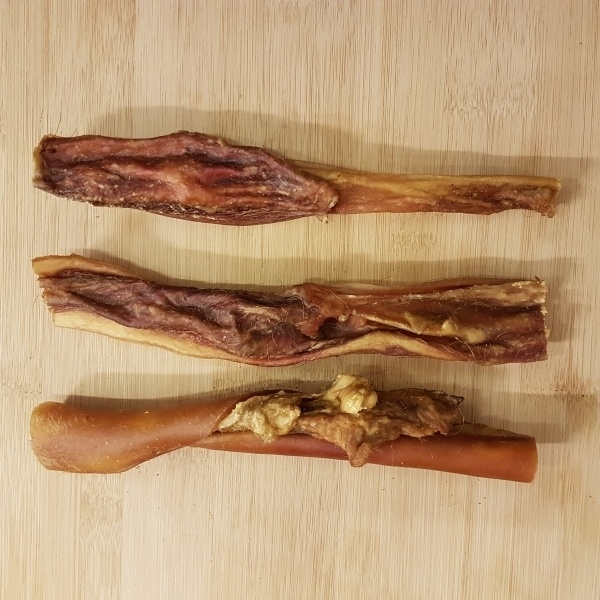Beef hide 3 pack Raw Made Simple Raw Dog Food