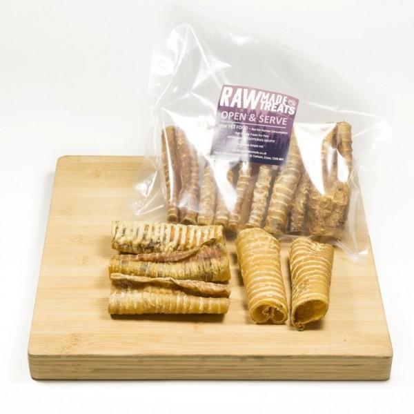 Dried Buffalo Throat Raw Dog Food Treats Raw Dog Food Raw Made Simple