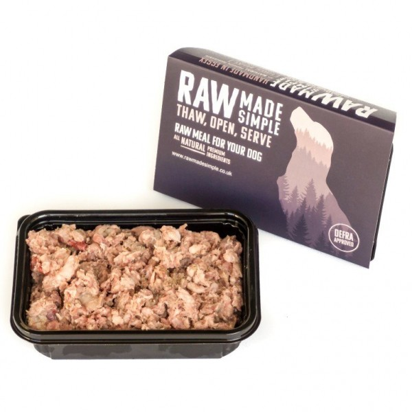Whole Lamb with Bone Raw Dog Food From Raw Made Simple