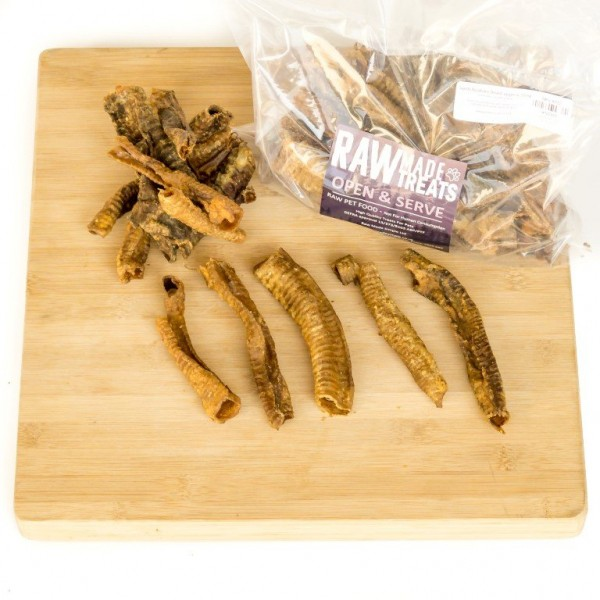Dried Lamb Toobies 250g Raw Dog Food From Raw Made Simple
