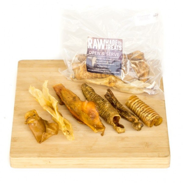 Dried Treats Mixed Pack For Dogs Raw Dog Food From Raw Made Simple