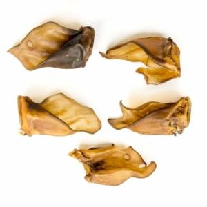 Lambs Ears Dried Dog Treat (2)