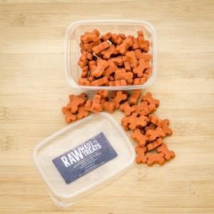 Beef Reward Treats, Raw made simple dog food