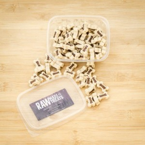 Calcium ans Lamb Reward Treats, Raw Made Simple Dog Food