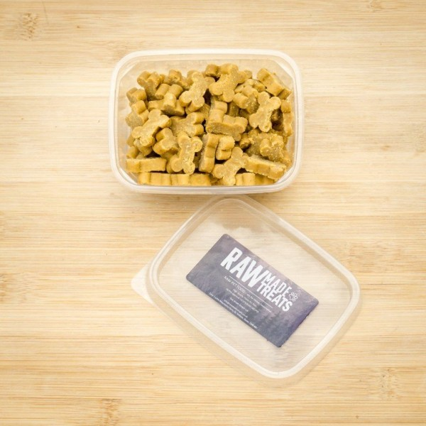 Chicken Reward Treats raw made simple dog food