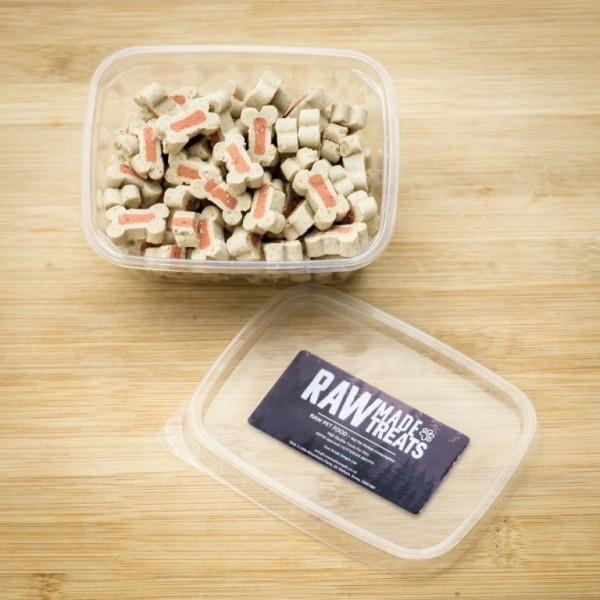 Salmon and Rice Reward Treat