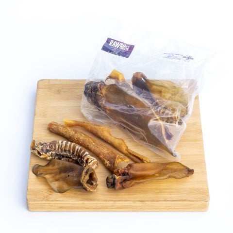 Large Dog Treat Mix Pack SKU 9527, Raw Made Simple (1)