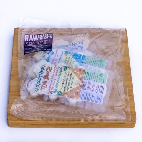 Organic Frozen Paws Kefir, Raw Made Simple