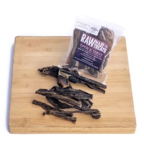 Dried Beef Tripe Sticks SKU 9529, Raw Made Simple (1)
