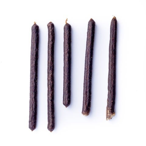 Dried Black Pudding Treats SKU 9530, Raw Made Simple (2)