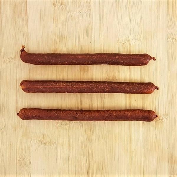 Dried Venison Sausage x 3