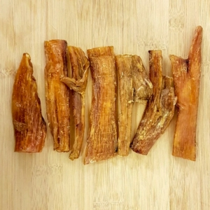 Dried Beef Tendons, Raw Made Simple Dog Food
