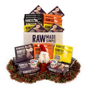 Supreme Christmas Pack Raw Dog Food