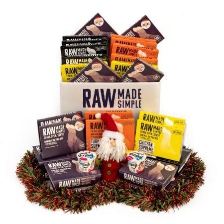 Supreme Christmas Pack Raw Dog Food