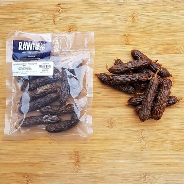9517 Venison Sausage 10 pack