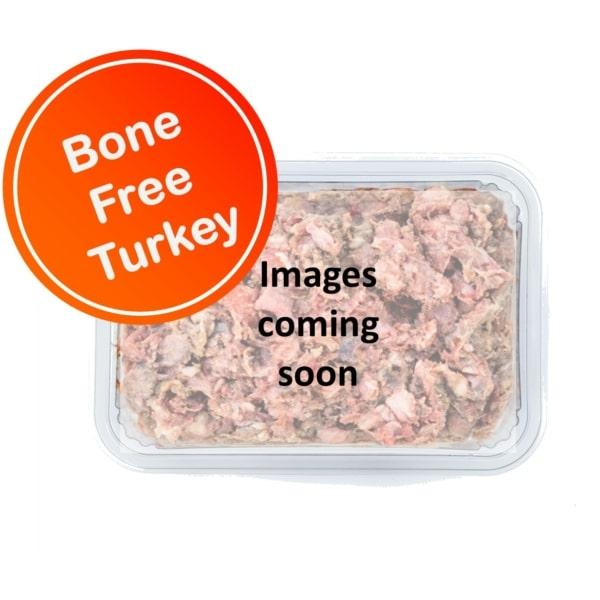 Bone free turkey mince